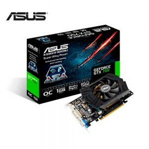ASUS NVIDIA GeForce GTX-750