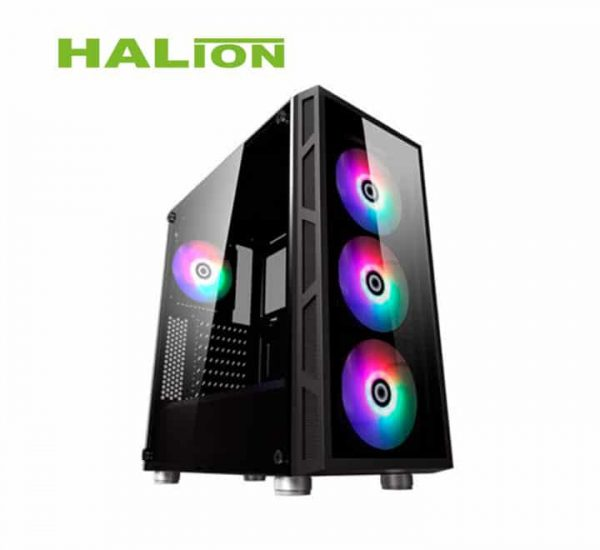 Case Halion Tornado
