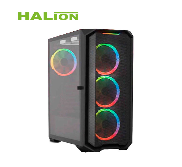 Case Halion IRONMAN
