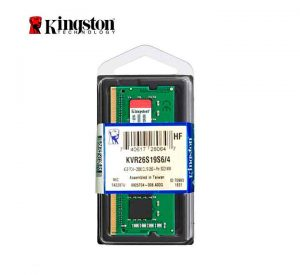 Memoria Kingston KVR26S19S6