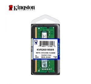Memoria Kingston KVR26S19S8
