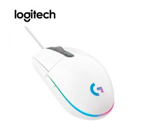 Mouse G203 Lightsync White