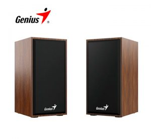 Parlante Genius SP-HF180 wood